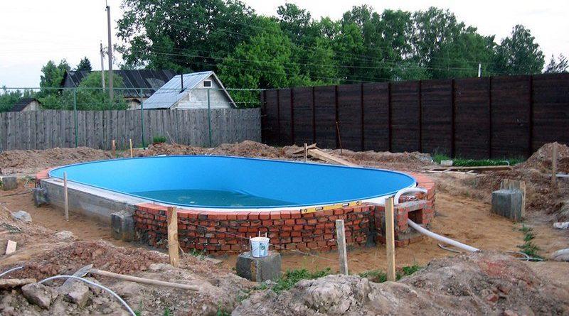 бассейн дёшево