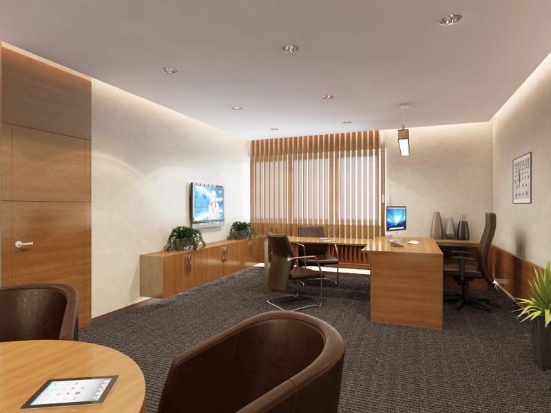 офис в жилом помещении
